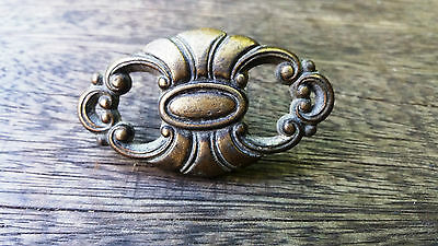 1 Decorative Oval Scroll Vintage Door/Drawer/Cupboard - Pull Handle