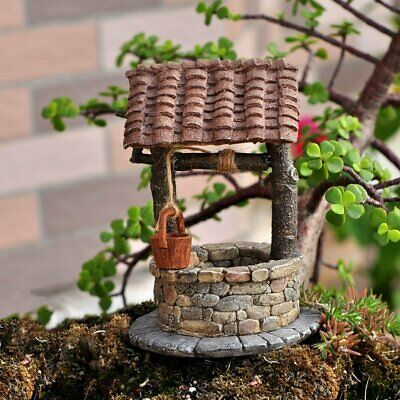 My Fairy Gardens Mini - Tiled Wishing Well - Supplies Accessories