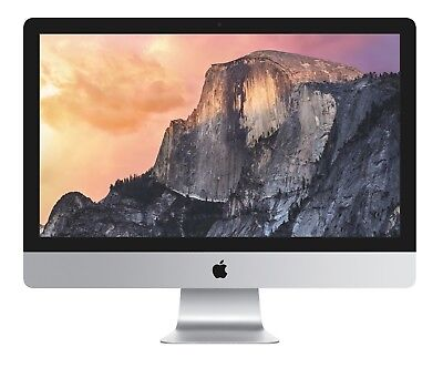 """Apple iMac 27"""" QUAD Core i5 2.7Ghz 16GB 1TB (May 2011) Excellent Condition"""