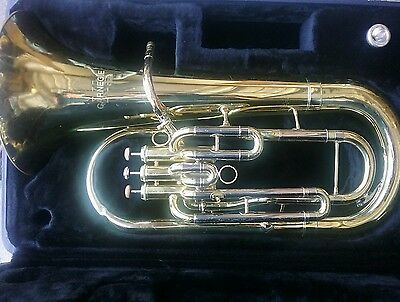 Carnegie XL Baritone S/N: G02429 **USED**WITH CASE**