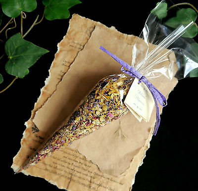 WITCHES  Goddess POTPOURRI  Herb Mix Spell Ingredient Wicca Pagan Gift
