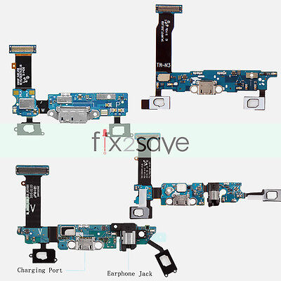 USB Charger Charging Port Dock Flex Cable For Samsung Galaxy S4 S5 S6 Note 3 4 5