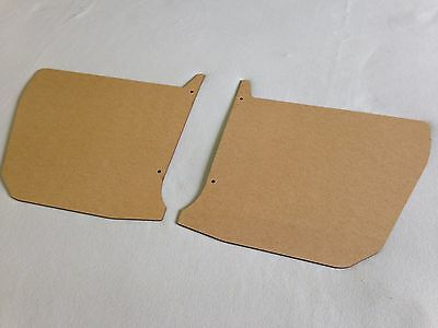 Chrysler Valiant VH, VJ, VK, CM, CL. 3mm Masonite Kick Panels
