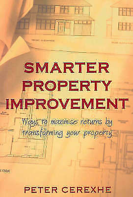 PETER CEREXHE Set of 2.Smarter Property Improvement.Investment.Residential VG
