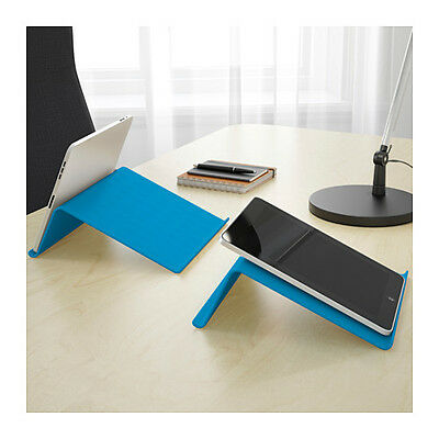 2x IKEA Ipad Android Tablet  Support Stand Desk Bed Portable Table Tray