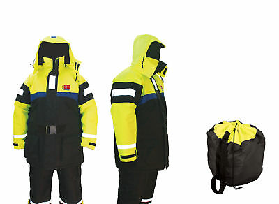 Team Norway II Flotation Suit - Floatinganzug Gr. XS bis 6XL
