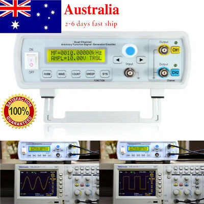 FY3224S 24MHz Dual-Channel Arbitrary Waveform DDS Function Signal Generator Kit
