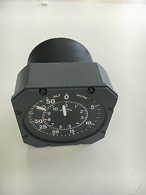 Aircraft Boeing B-747737727 Indicator Instrument Annunciator*As Removed*Cabin A.