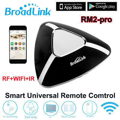 Broadlink RM2 Pro Home Appliance Smart Wifi Remote Controller For Samsung iPhone