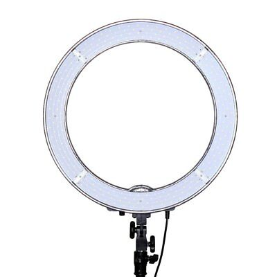 "MeKing 18"" 48cm Dimmable LED SMD Ring Light for Video, Portrait Photography"