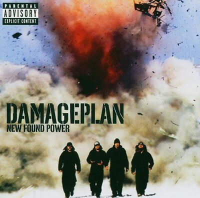 Damageplan - New Found Power (U.S. Explicit Version) [CD]