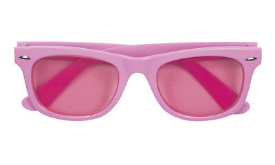 Novelty Bright Coloured Party Glasses Fancy Dress Accessory