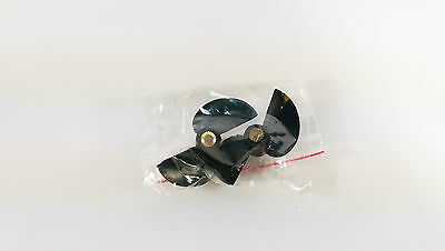 Radio Control Syma RS 7000 7004 Century Black Stealth Replacement Boat Blades