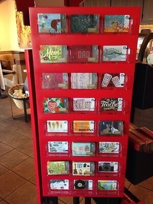 New 2015 Starbucks Holiday Complete Set of 48 Cards Collectable