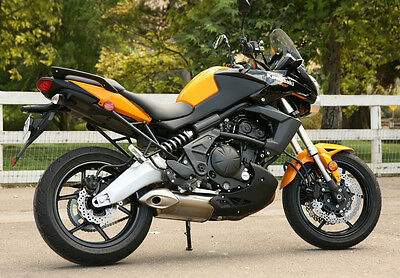 Kawasaki 2010-2014 Versys 650 Workshop Service Manual