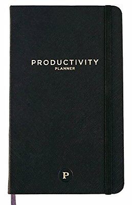 """Productivity Planner - Daily Planner - Non Dated 5 x 8"""""""