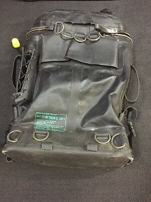 SI TECH Waterproof Load Carrying Underwater Operations Scuba Dry Bag Unit 2