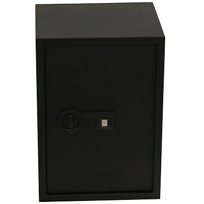 New Authentic Stack-On Personal Safe X-Large w/Biometric Lock Black PS-15-20-B
