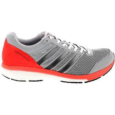 ADIDAS  Chaussures Homme  ADIZERO BOSTON BOOST 5 M Gris/Orange  pointures: 42