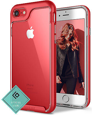 Caseology® [SKYFALL] Clear Back Shockproof TPU Case Cover for Apple iPhone 7