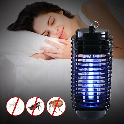 2X Electric Mosquito Fly Bug Insect Zapper Killer 220V Trap Lamp Indoor Outdoor