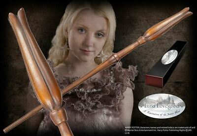 Harry Potter : LUNA LOVEGOOD Character Edition Wand from The Noble Collection NO