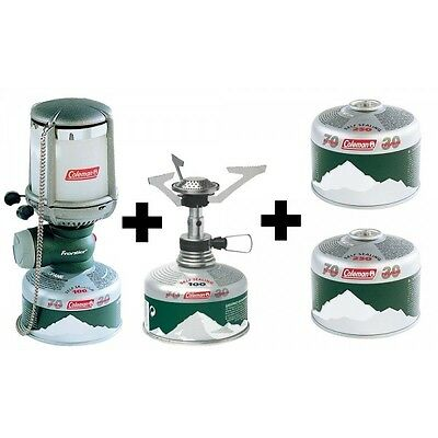 Kit Coleman Frontier + F1 Lite Stove