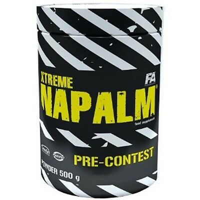 Fitness Authority Napalm Pre-Contest 500g