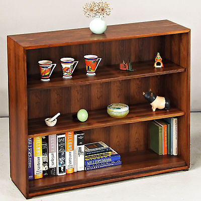 Bookcase / Shelves - Rosewood, 1960s / 70s (delivery available)