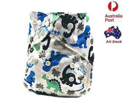 Modern Cloth Nappies MCN Diaper Nappy Adjustable Reusable Minky One-Size-Fit-All