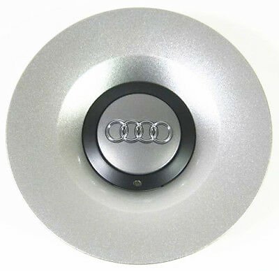 "1PC OEM Wheel Center Hub Cap 8E0601165H FOR AUDI 04-08 S4 17"" 18"" 6 Spokes Wheel"
