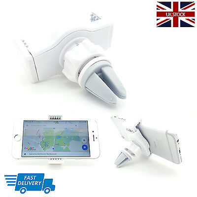 Universal Mobile phone 360° Rotating Car Air Vent Mount Holder Stand Cradle Non