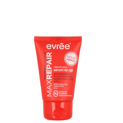 Evree Max Repair Hand Serum Highly Regenerative for Very Dry and Damaged Skin