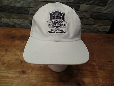 7ca475c64ce 2015 Senior PGA Championship Hat Kitchen Aid Ahead Vintage Classic Fit NWT