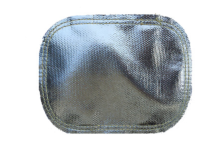 New! Aluminized Glove Protector 44-3008 Flame And Heat Resistant