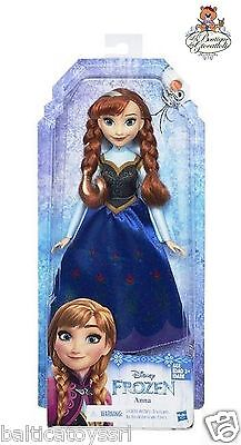 Hasbro - Disney Frozen Anna Classic Fashion Doll