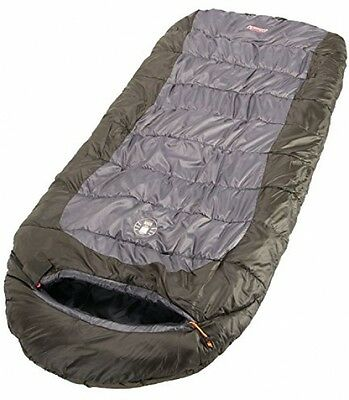Cold Weather Sleeping Bag Zero Degree Extreme Outdoor Camping Backpacking Large