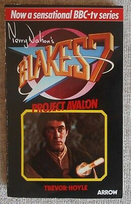Blakes 7: Project Avalon: Excellent Condition!