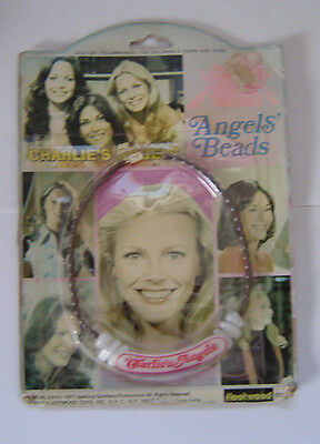 CHARLIE'S ANGELS 1977 Angels' Beads Necklace Cheryl Ladd (Kris)
