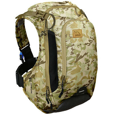 USWE Patriot 15BP Protector Hydration Backpack 15L - Camo