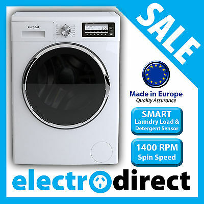 Made in Europe 8kg Washer 4.5kg Dryer Combo Front Load Brand New 2 Year Warranty