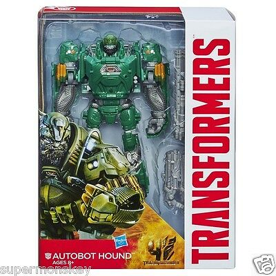 Hasbro Transformers 4 Age Of Extinction Generations Voyager Autobot Hound Figure
