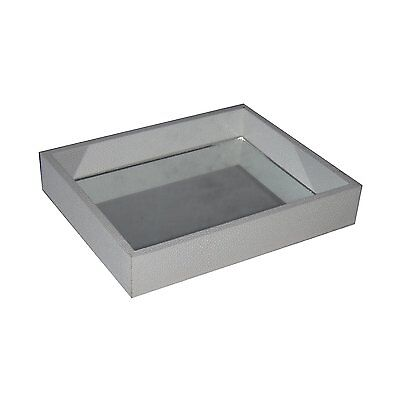 Cheung's FP-3987W Raised Bubble Tray with Mirror