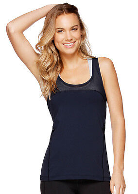 NEW Womens Lorna Jane Activewear   Reactive Excel Tank