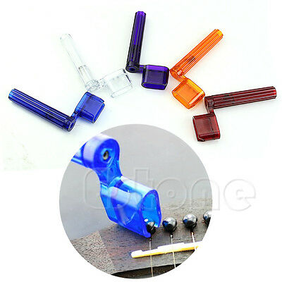New Plastic Guitar String Winder Speed Peg Puller Bridge Pin Handy Tool Remover