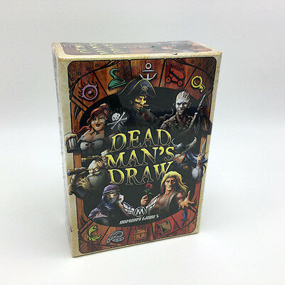Dead Mans Draw Pirate Card Game