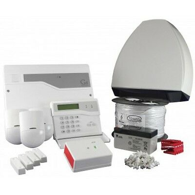 ADE Honeywell 8EP407N-UK G4 PET Tolerant Intruder Alarm Kit
