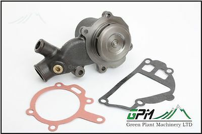 Backhoe Loader Water Pump For Jcb - 332/h0890 | 02/102161 | 3641263M91 |