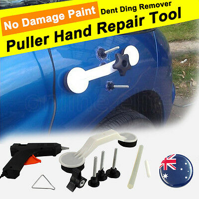 AU STOCK Car Paintless Dent Dings Repair Removal Remover Hail Kit Puller Tools