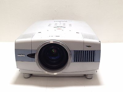 Sanyo Plc-Xt11 Lcd Projector Used Unknown Lamp Hours Multimedia | Ref:710